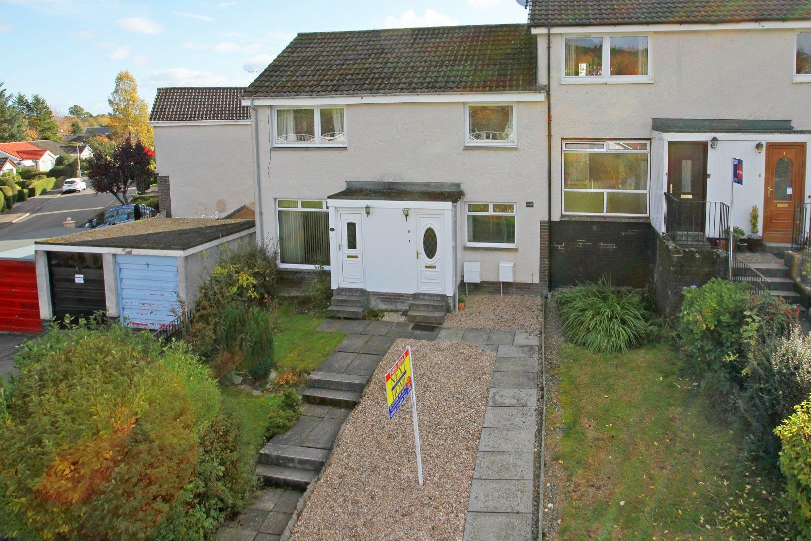 9, Banks Crescent, Crieff, Perthshire, PH7 3SR, UK